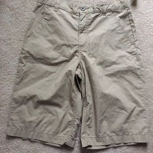Old Navy Kids Boys Shorts Poplin Cotton Size 14
